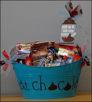 Chocolatebasket