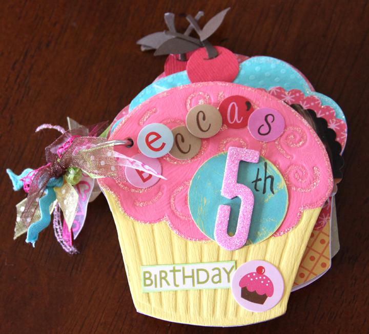 Bella cupcake