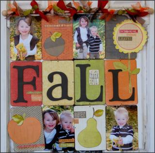 Fall hanger