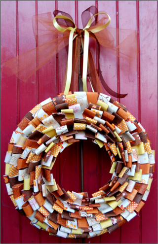 Fall Wreath Full