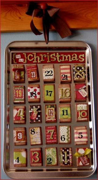 Cookie sheet matchbox