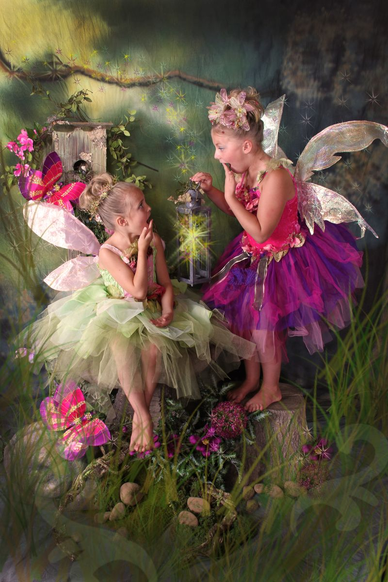 Young images fairy