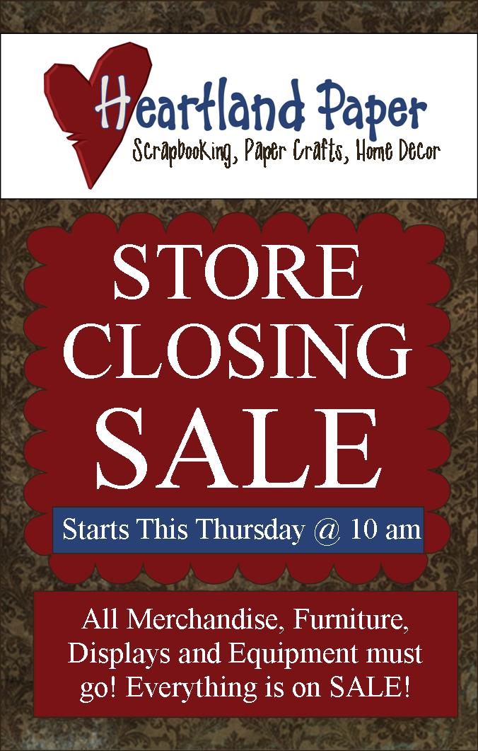 Store closing 1