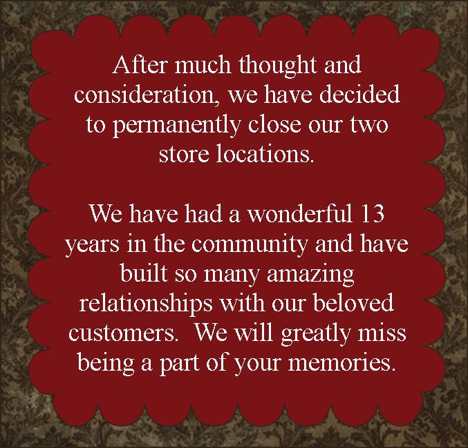Store closing 2