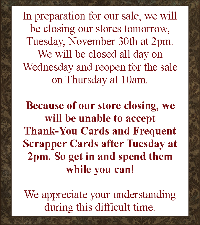 Store closing 3