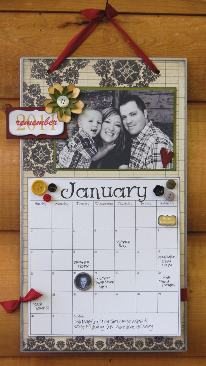 Calendar 2011 full